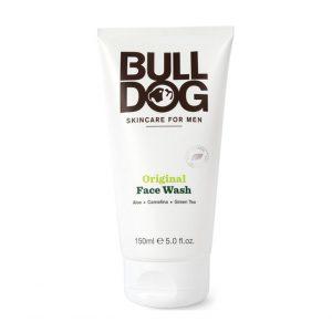 Sữa Rửa Mặt Bulldog Original Face Wash 150ml