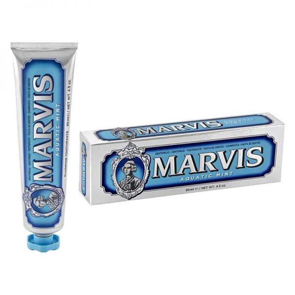 Kem Đánh Răng Marvis Acquatic Mint