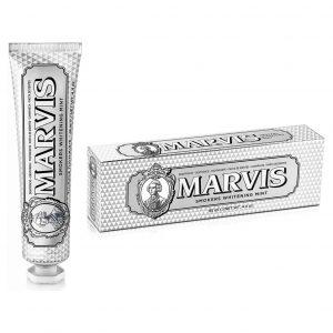Kem Đánh Răng Marvis Smokers Whitening Mint 85ml