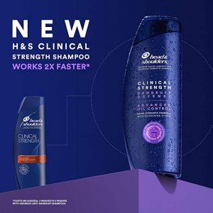 Head & Shoulders Clinical Strength, dầu gội head trị gàu, dầu gội headshoulder mỹ