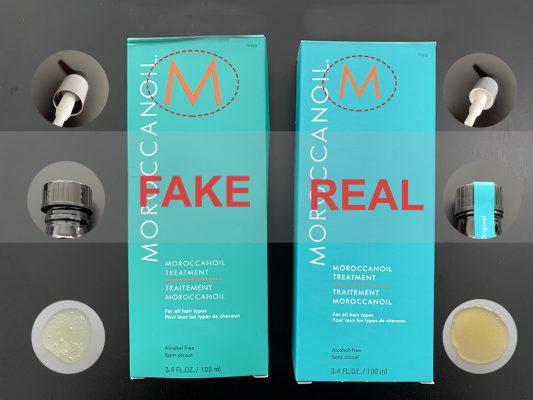 cách phân biệt tinh dầu moroccanoil thật giả, moroccanoil chính hãng